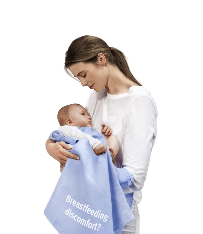 Breastfeeding discomforts
